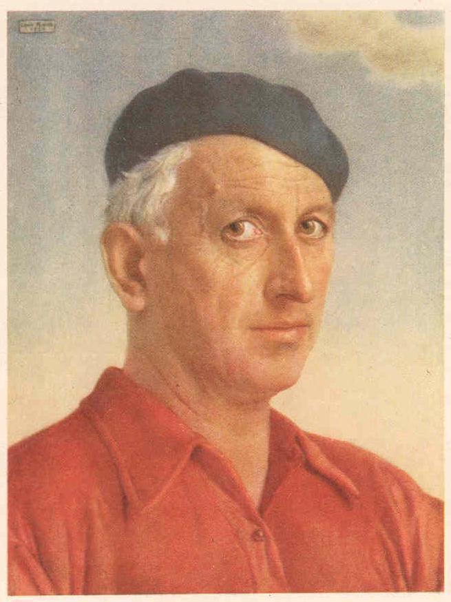 Louis Rivier (1885-1963), peintre suisse