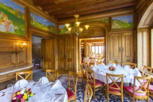 Salle à manger du Château Mercier (Louis Rivier, 1907)