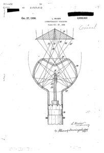 Modèle de lampe destinée à la projection cinématographique